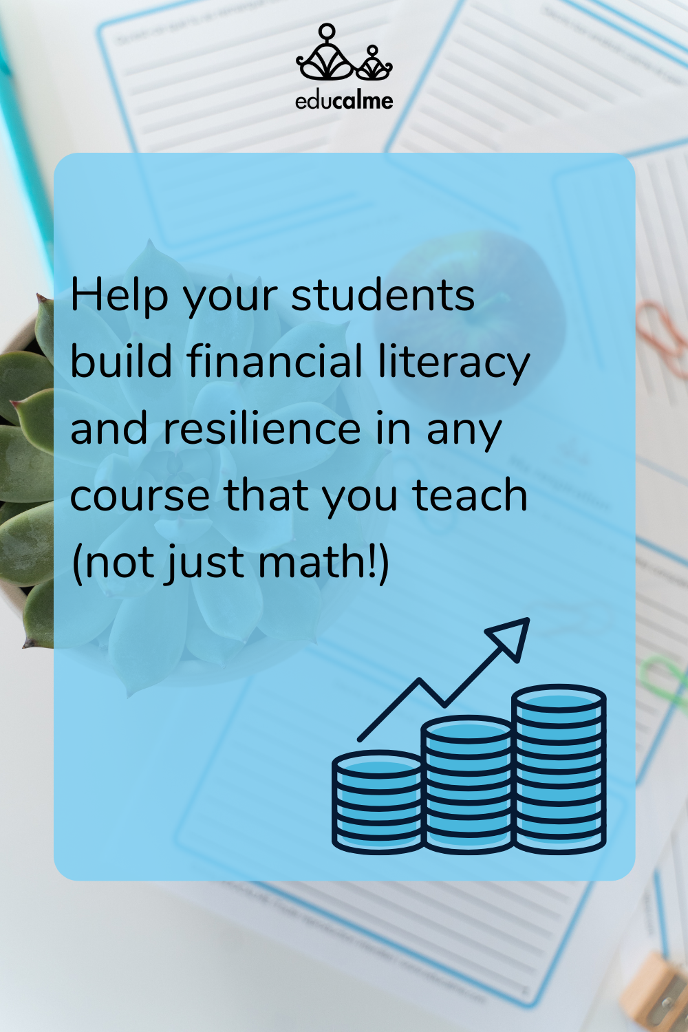 financial wellbeing in the classroom